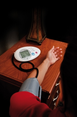Advanced Upper Arm Blood Pressure Monitor by Graham Field