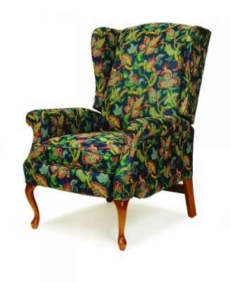 Merveilleux Queen Anne Wing Back Two Position Recliner, ProductImageItem2740_100 ...